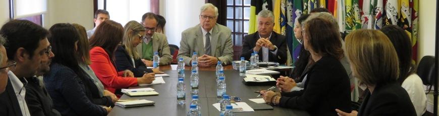 Reunião da Comissão Local de Acompanhamento do EMER N